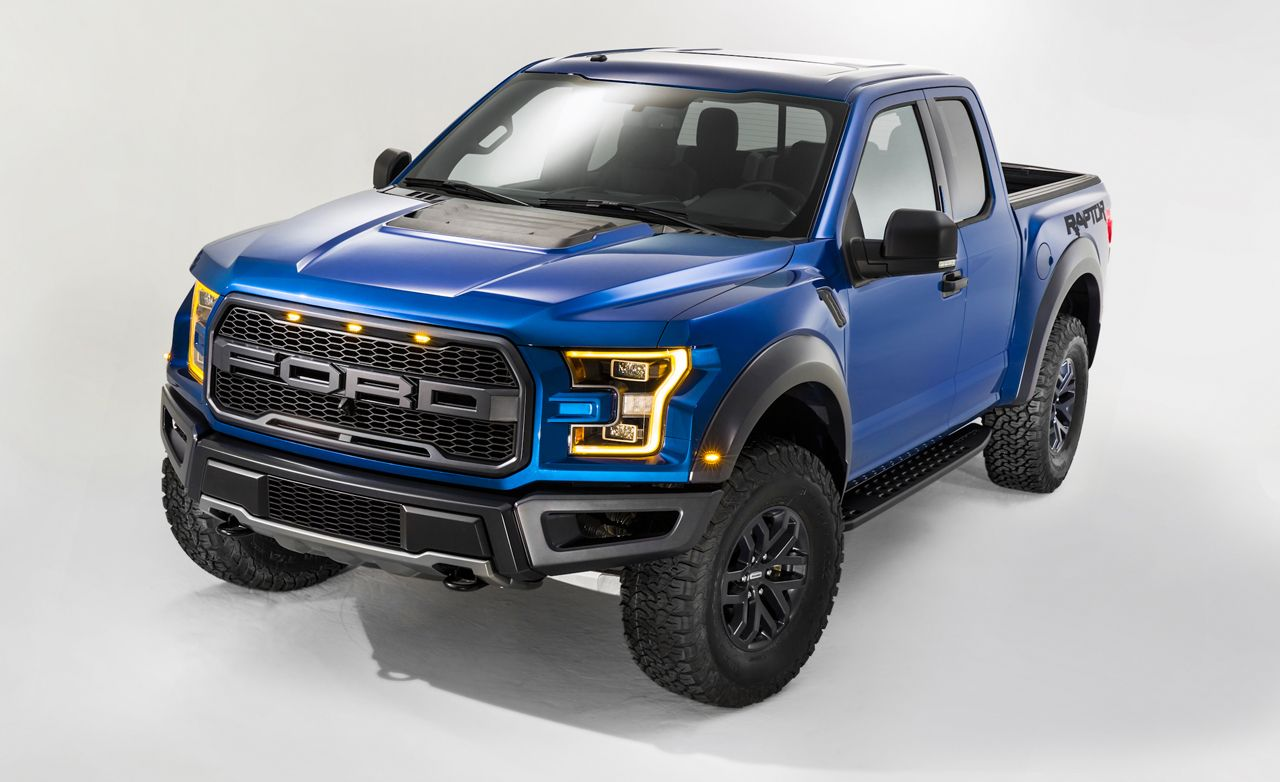 2017 Ford F-150 Raptor In-Depth: Twin Turbos, 10-Speed Gearbox