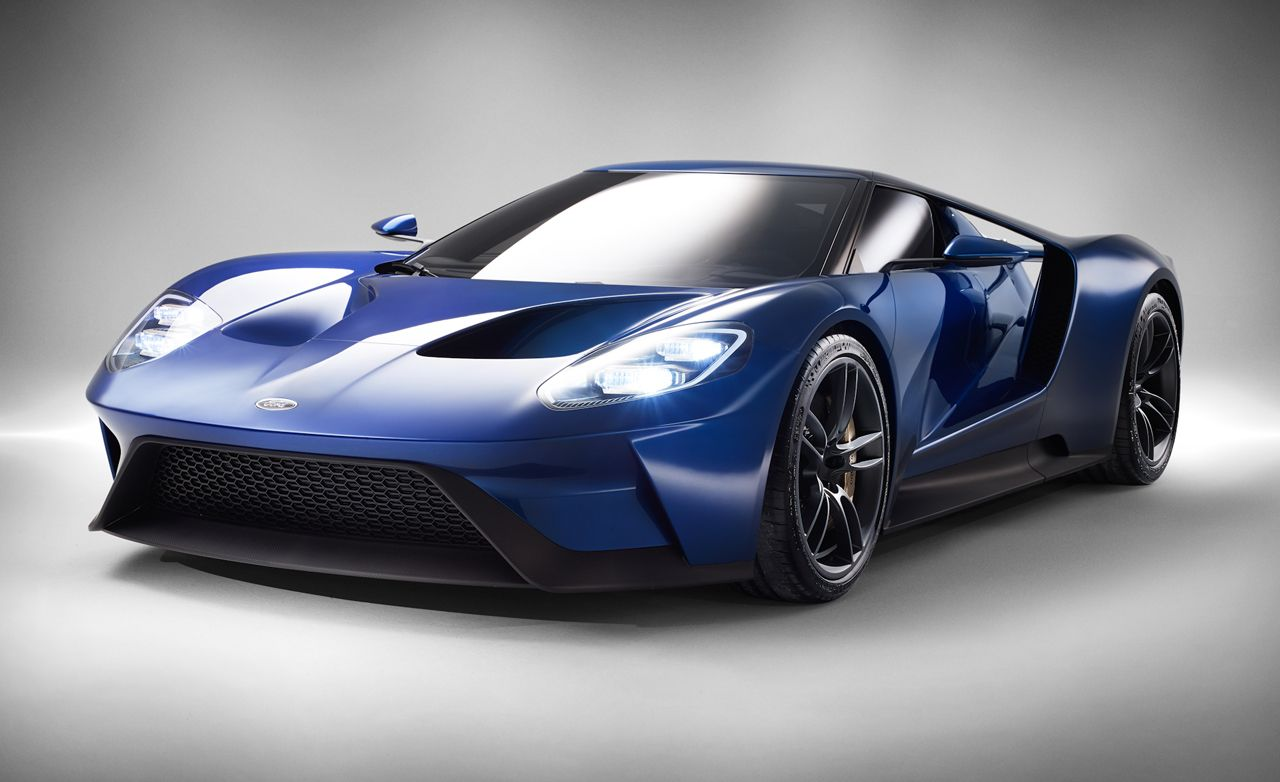 2017 Ford GT The Blue Oval Supercar Returns & 2017 Ford GT Supercar: 25 Cars Worth Waiting For u2013 Feature u2013 Car ... markmcfarlin.com