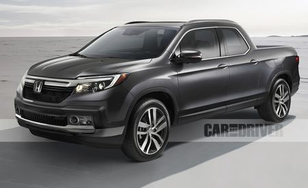 2017 Honda Ridgeline A Second At The Pickup Market