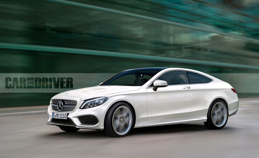 2017 mercedes benz c class coupe 25 cars worth waiting for Mercedes benz coupes list
