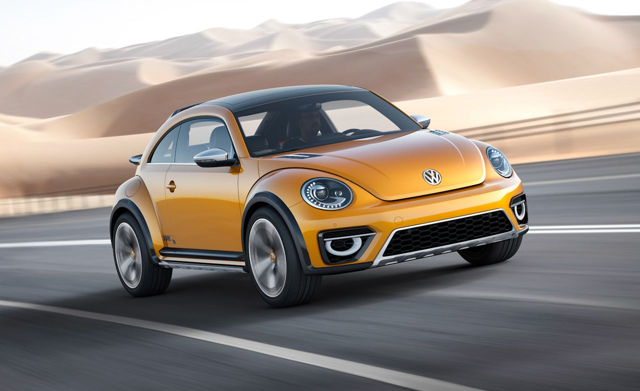 2017 Volkswagen Beetle Dune: A Lifted Take on the Bug