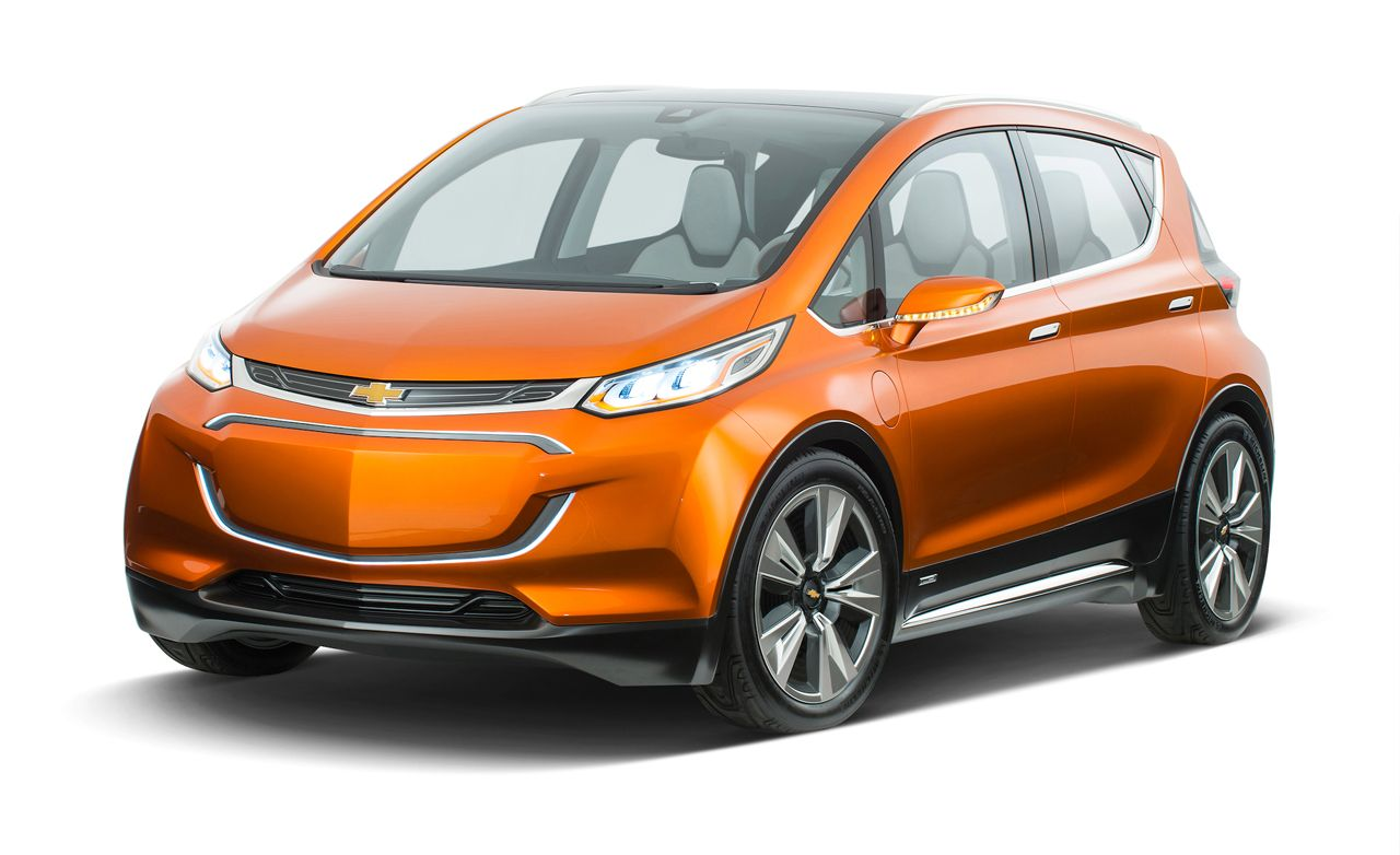 2018 Chevrolet Bolt: Running on E(lectricity)