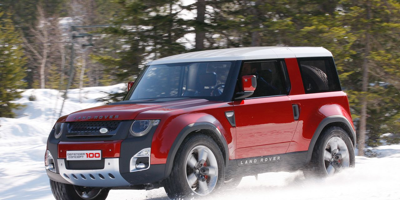 2018 Landrover Defender >> 2018 Land Rover Defender 25 Cars Worth Waiting For 8211 Feature