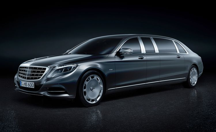 2018 Mercedes-Maybach Pullman: 21-Plus-Feet of the Best Money Can Buy