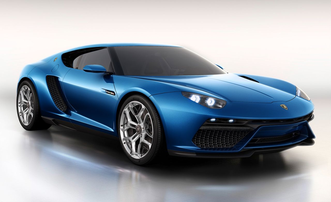 2019 Lamborghini Asterion concept Photo Gallery