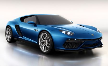2019 Lamborghini Asterion: A 900-hp Hybridized Rocket Ship