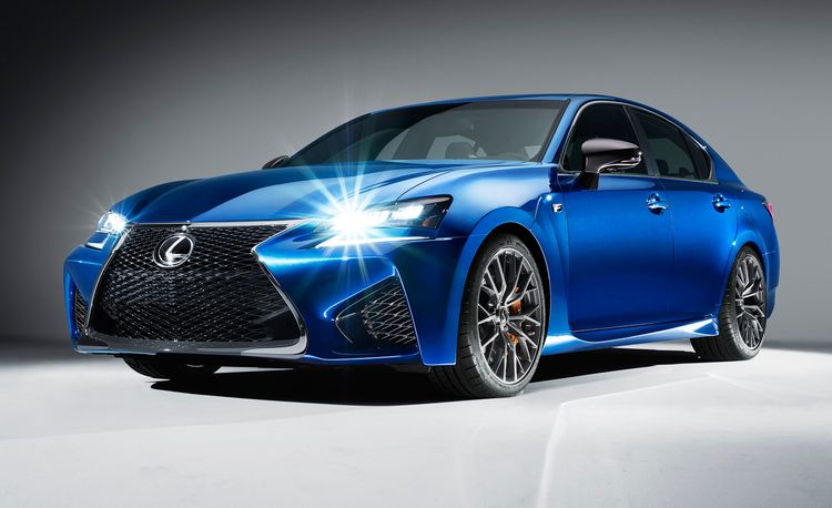 F is for Finesse: 2016 Lexus GS F Goes Back to Basics