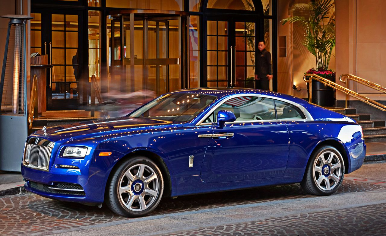 It's Time for Rolls-Royce to Think about Its Future