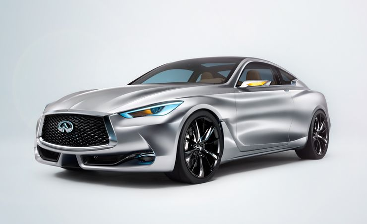 The Redeemer: 2017 Infiniti Q60 Dissected