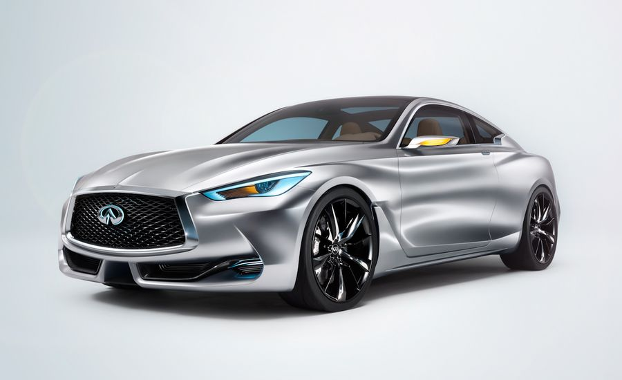 The Redeemer 2017 Infiniti Q60 Dissected