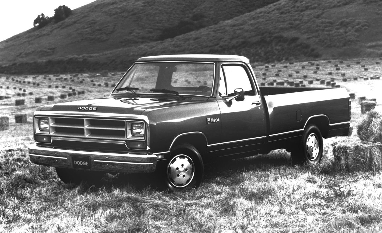 What Ever Happened To The Affordable Pickup Truck Feature Car Big Blue Jacked Up Chevy And Driver