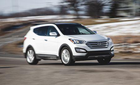 2015 Hyundai Santa Fe Sport 2.0T AWD