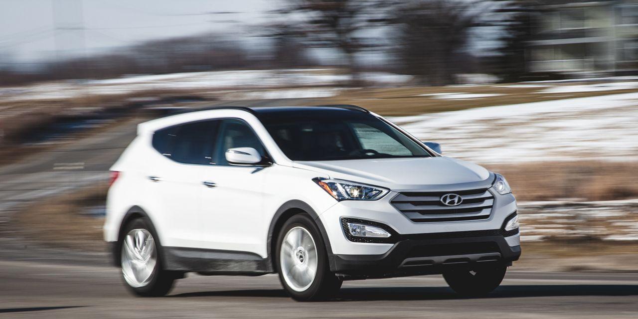 2015 hyundai santa fe sport awd 2.0t test – review – car