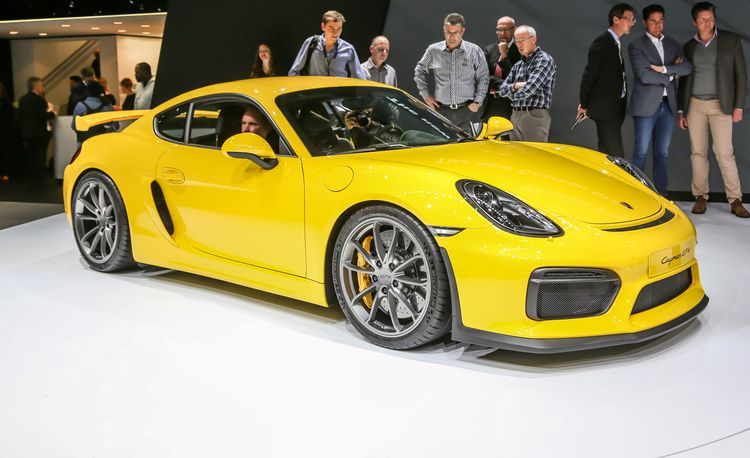 2015 Porsche Cayman GT4: The Cayman's Potential, Unlocked