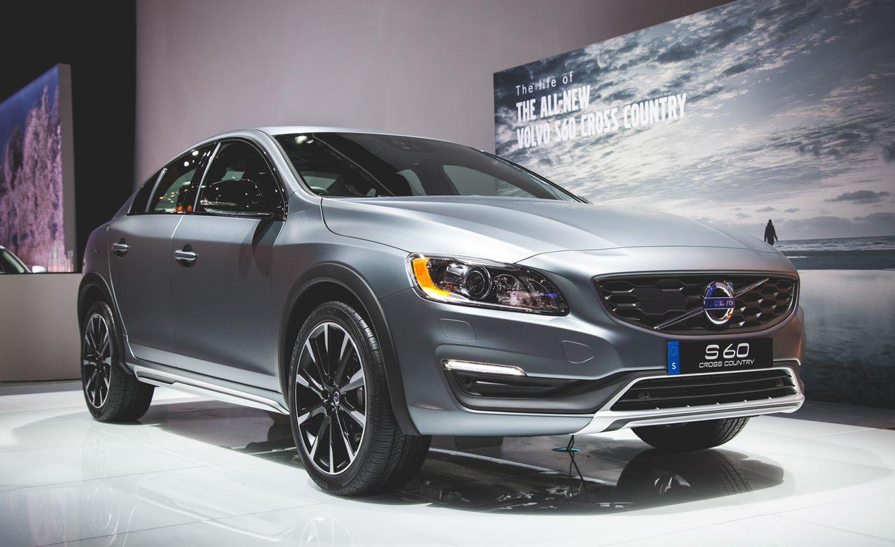2015 Volvo S60 Cross Country: The Modern, Swedish AMC Eagle