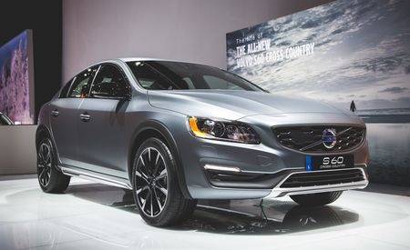 2015 Volvo S60 Cross Country: The Modern, Swedish AMC Eagle