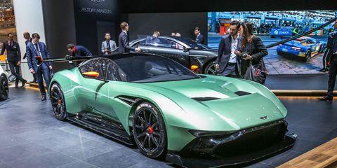 2016 Aston Martin Vulcan Photos And Info 8211 News 8211 Car