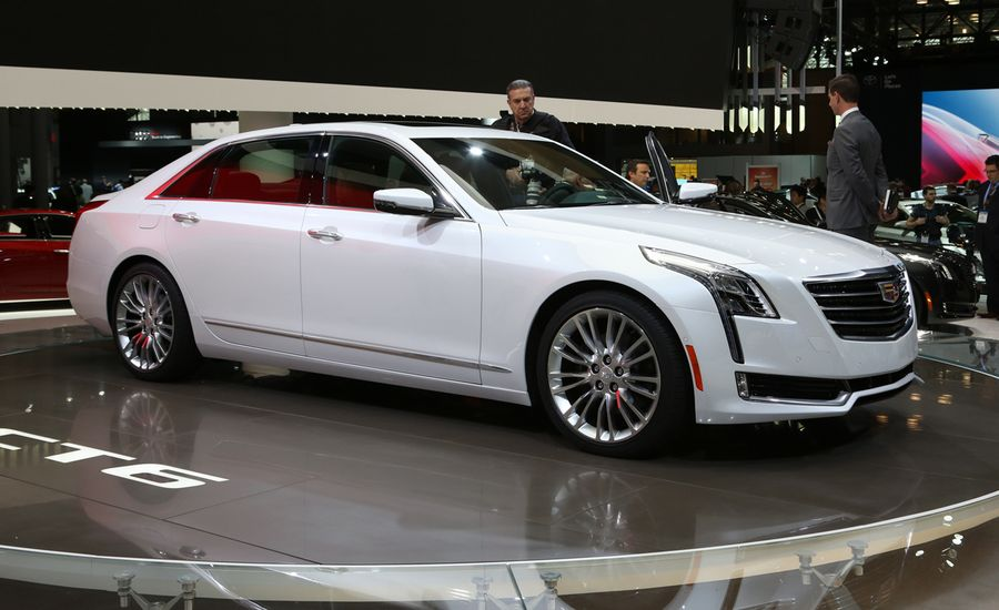 2016 cadillac ct6 photos and info news car and driver. Black Bedroom Furniture Sets. Home Design Ideas