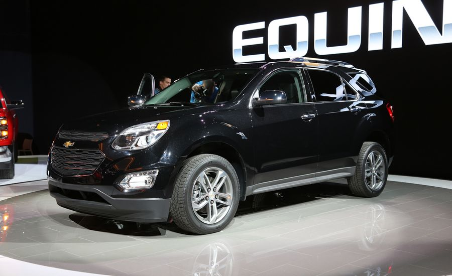 2016 Chevrolet Equinox Unveiled New Cosmetics And Gadgets