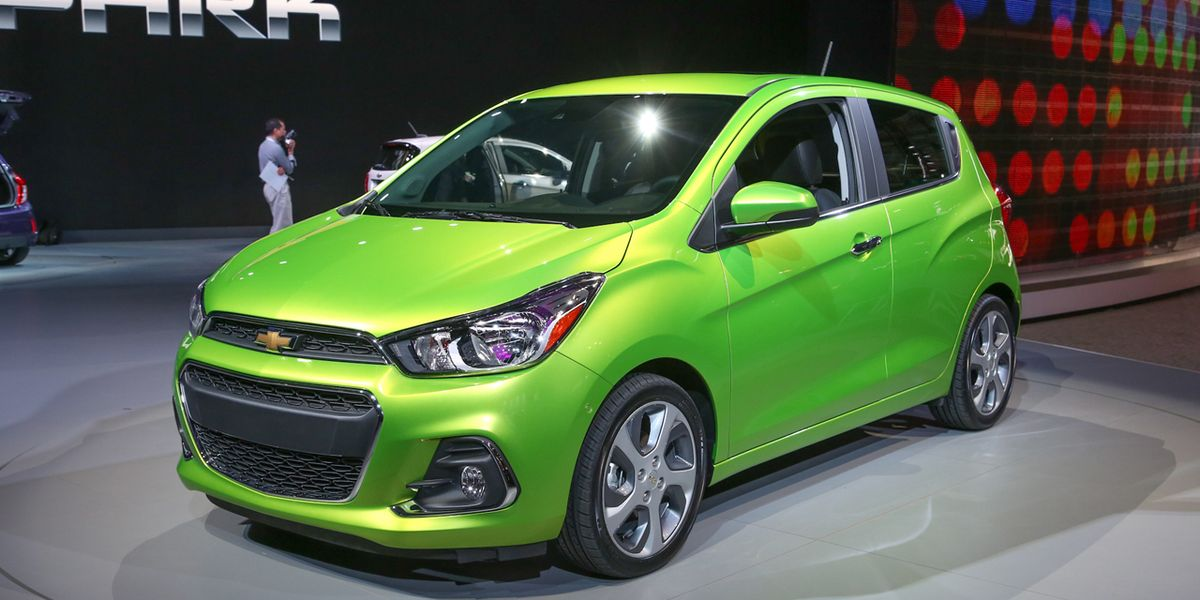 2016 Chevrolet Spark Photos And Info 8211 News 8211 Car And Driver