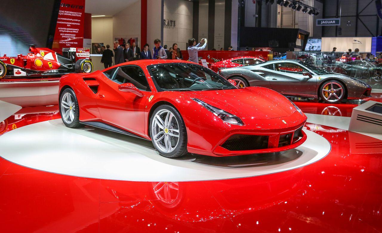 2017 Ferrari 458 Price >> 2016 Ferrari 488GTB Photos and Info | News | Car and Driver