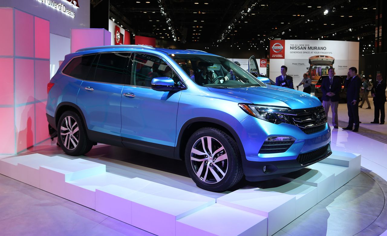 2016 Honda Pilot: The Odyssey Continues