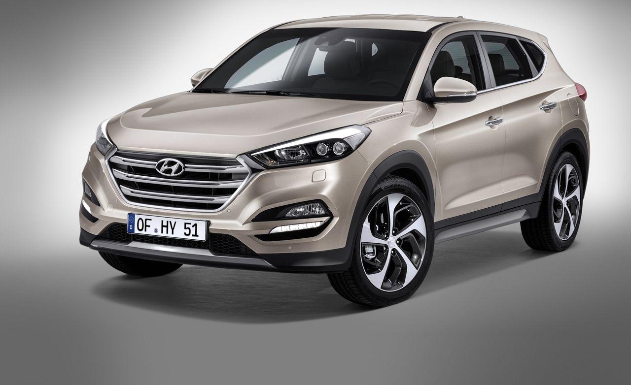 2016 Hyundai Tucson Official Photos And Info 8211 News Car Driver
