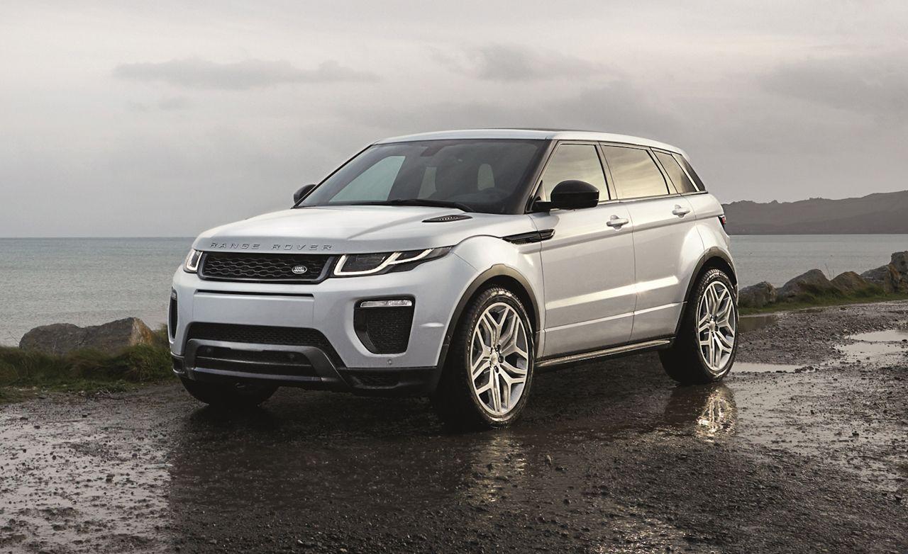 2016 Land Rover >> 2016 Land Rover Range Rover Evoque Photos And Info News Car