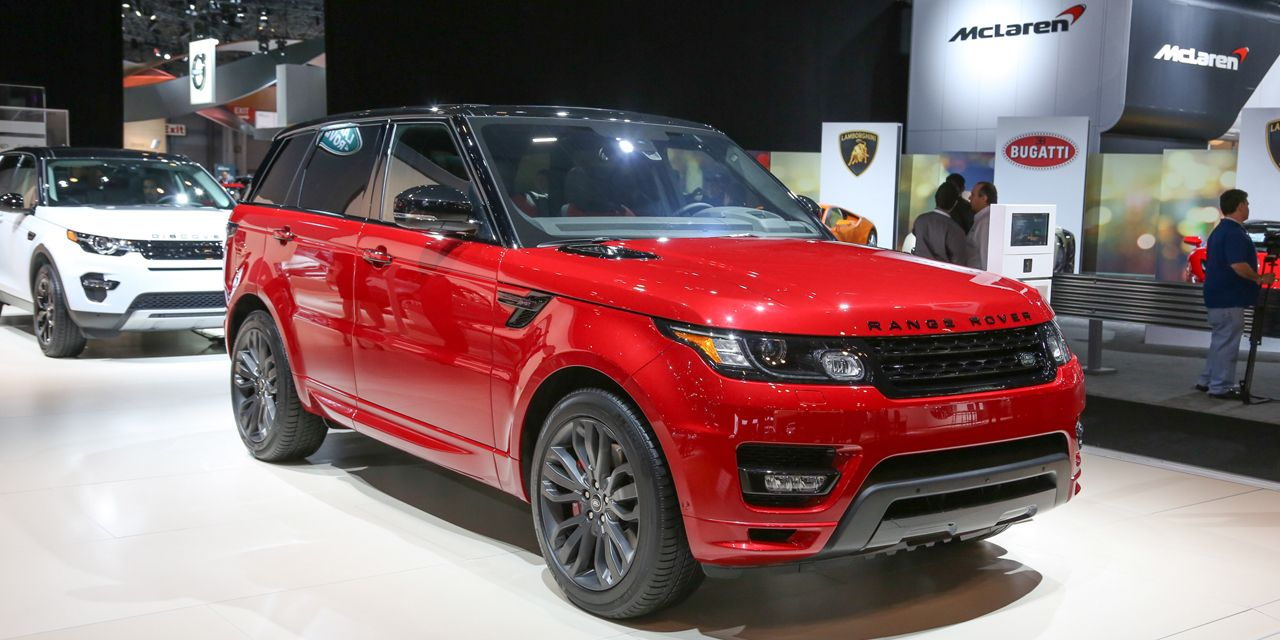 2016 Land Rover Range Rover Sport Hst Limited Edition Photos And
