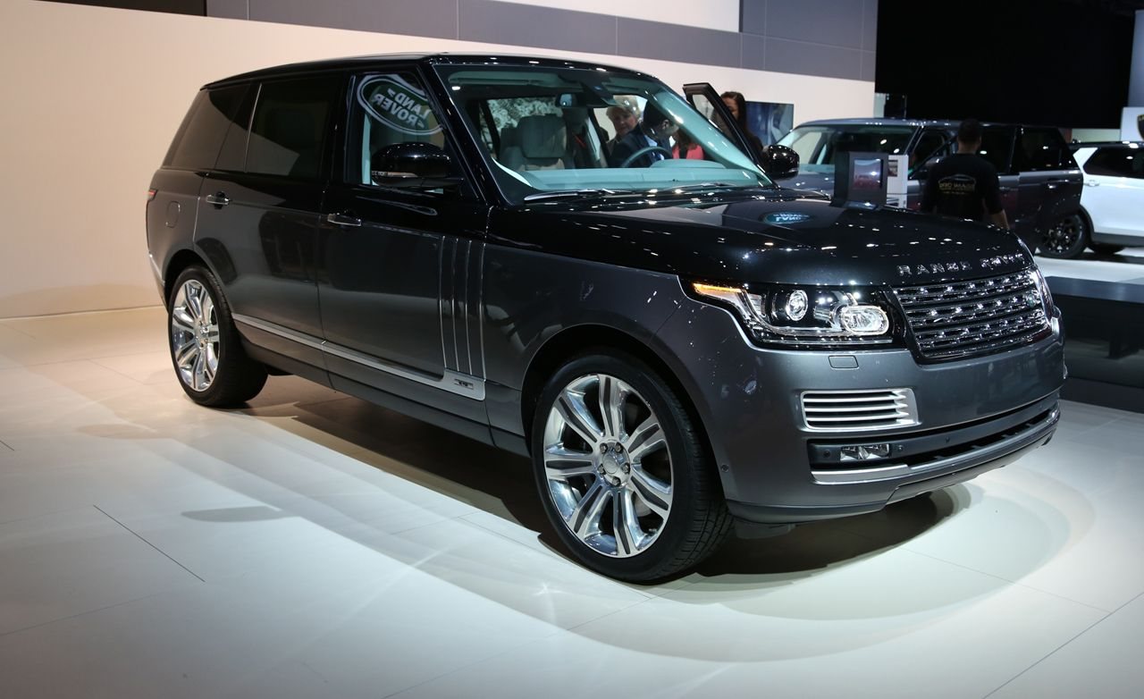 2016 Land Rover Range Rover SVAutobiography: A Story of Wealth and Privilege