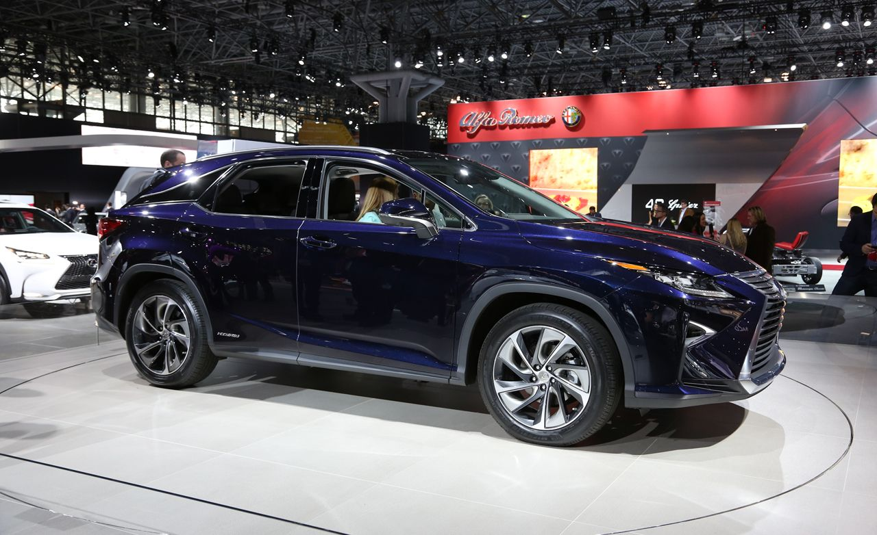 2016 lexus rx photos and info – news – car and driver