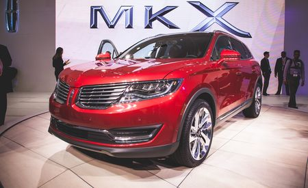 Gen X Is Aging, But The 2016 Lincoln MKX Is All-New