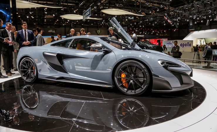 2016 McLaren 675LT: More Power, Less Weight, More Tail