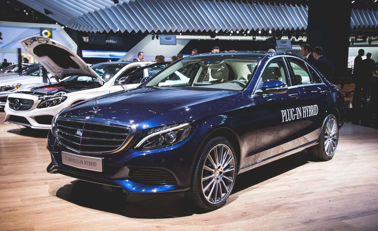 2016 Mercedes Benz C350 Plug In Hybrid Photos And Info
