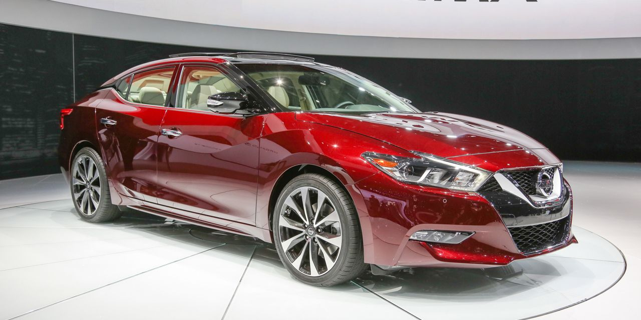 2016 Nissan Maxima: Semi-Luxurious and Proud of It
