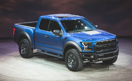 2017 Ford F-150 Raptor: The Beast Returns with an Aluminum Body and a Twin-Turbo V-6!