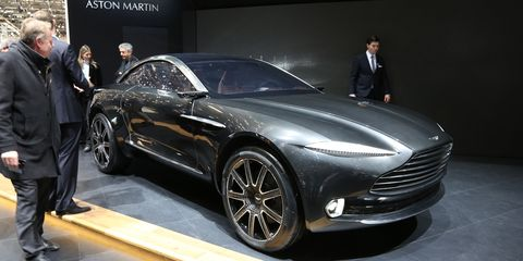 Aston Martin Dbx Concept Photos And Info 8211 News 8211 Car