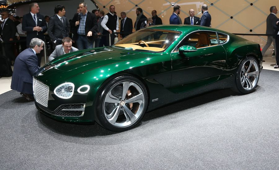 Bentley Exp 10 Speed 6 Concept Photos And Info News Car And Driver