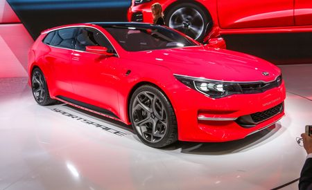 Kia Sportspace Concept: The Optima Wagon of Our Dreams