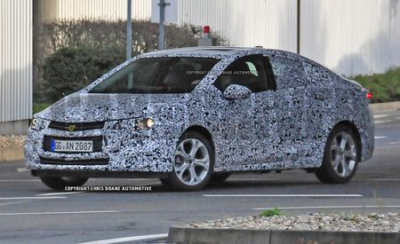 2016 Chevrolet Cruze Spied: What to Expect from the Next Small Chevy