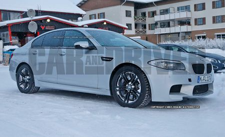 2017 BMW M5 xDrive AWD