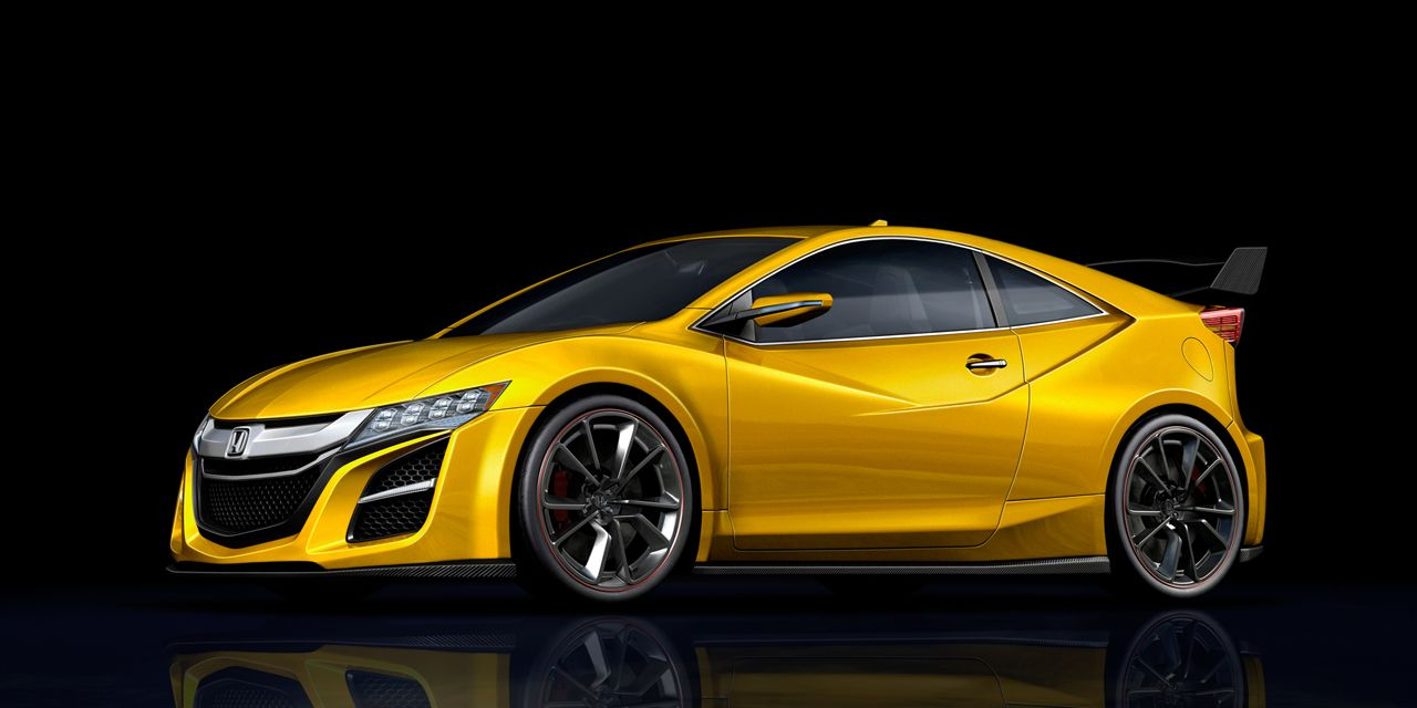 2018 Honda Cr Z Rendered May Ditch Hybrid For New Turbo 8211
