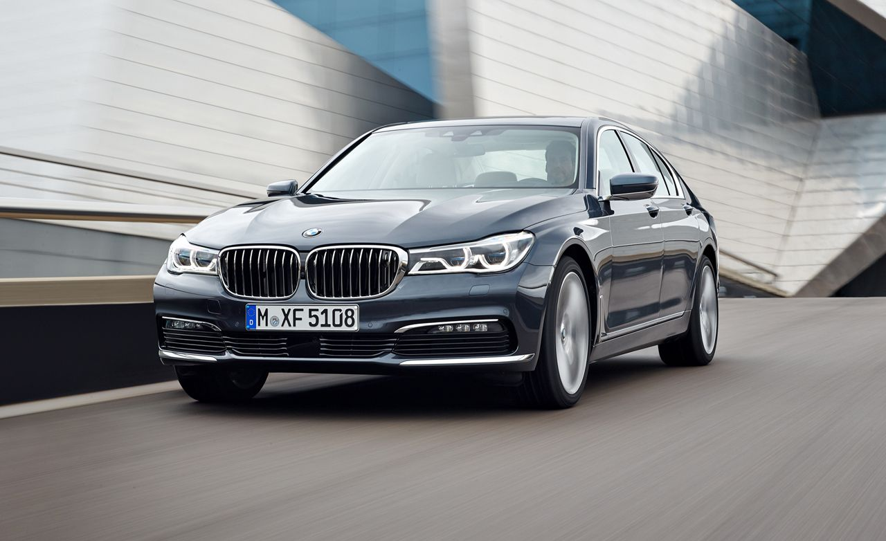 2016 Bmw 7 Series Photos And Info News Car And Driver
