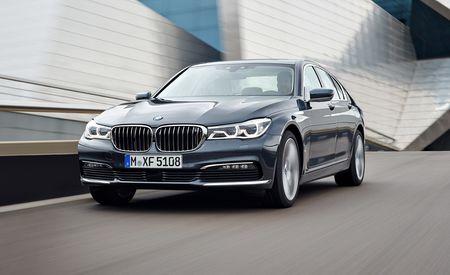 2016 BMW 7-series Revealed: Ultra-Plush and Gadget-Stuffed