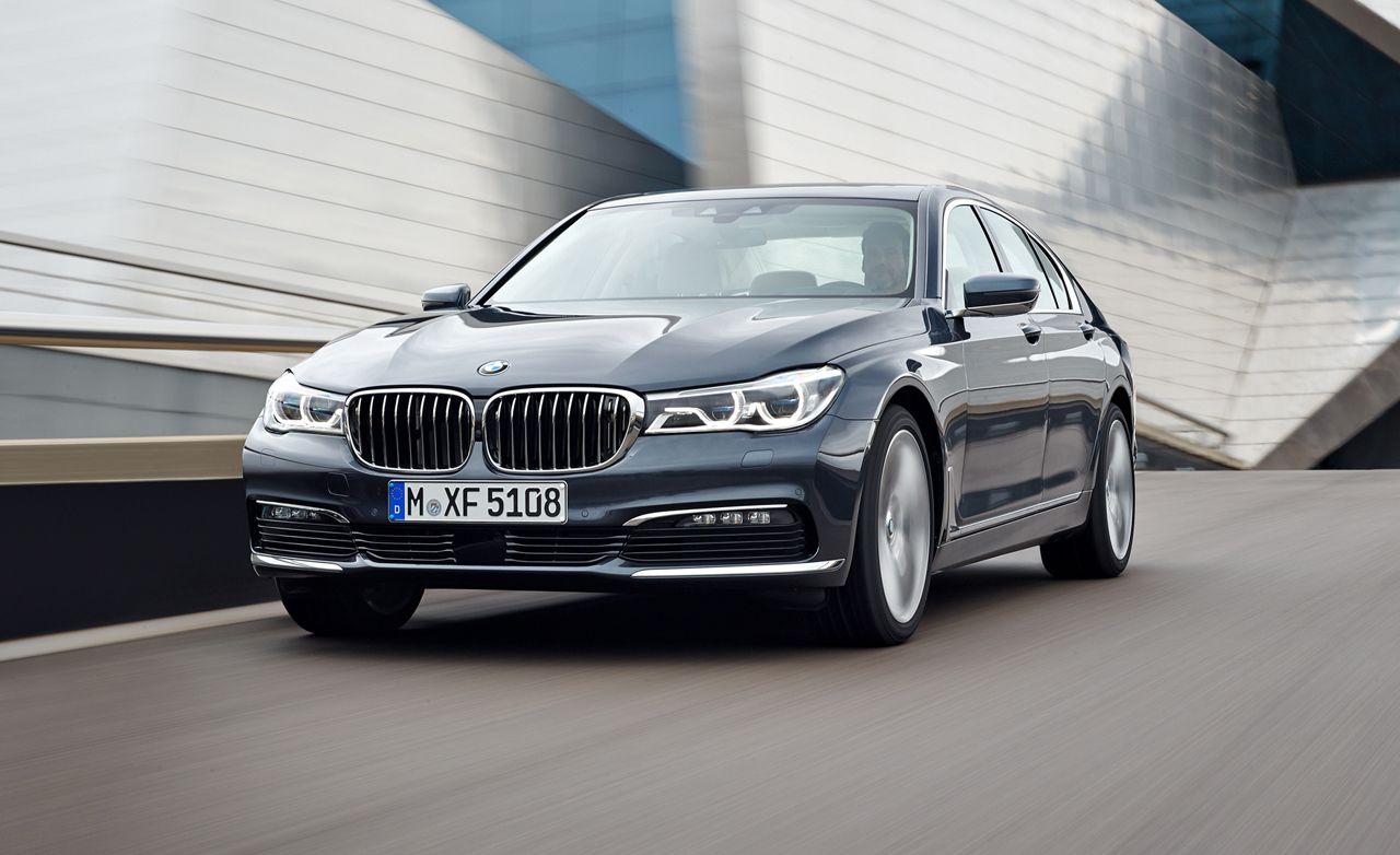 Genial 2016 BMW 7 Series Revealed: Ultra Plush And Gadget Stuffed