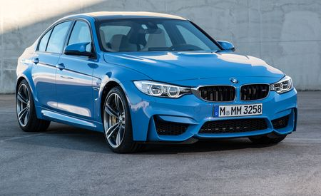 2016 BMW M3: M-inor Updates for the Quintessential M Car