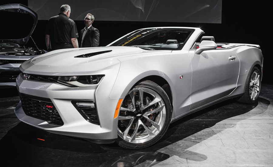 Worksheet. 2016 Chevrolet Camaro Convertible Photos and Info  News  Car and