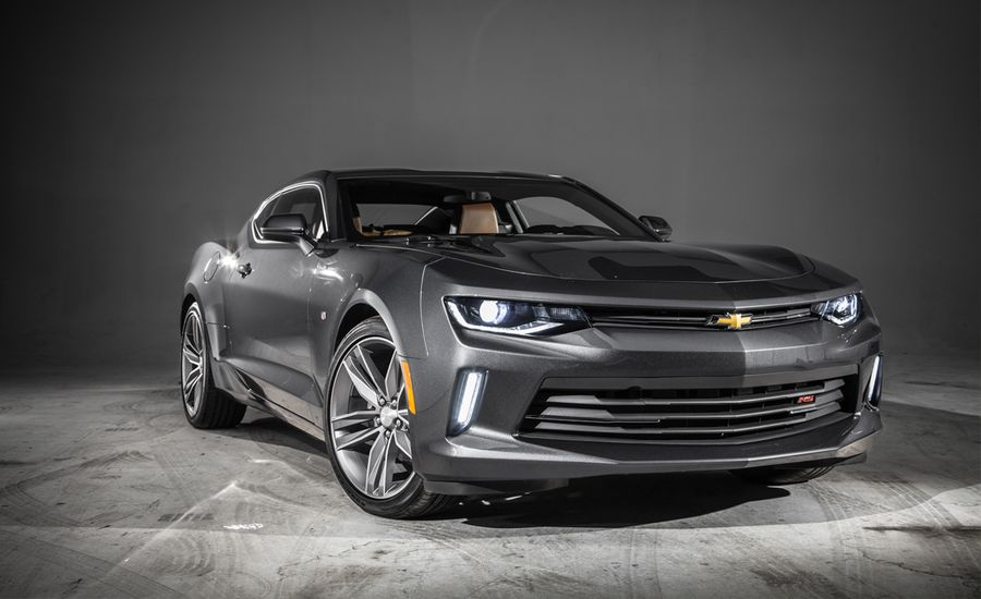 2016 Chevrolet Camaro: Trim, Toned, and Out for Mustang Blood