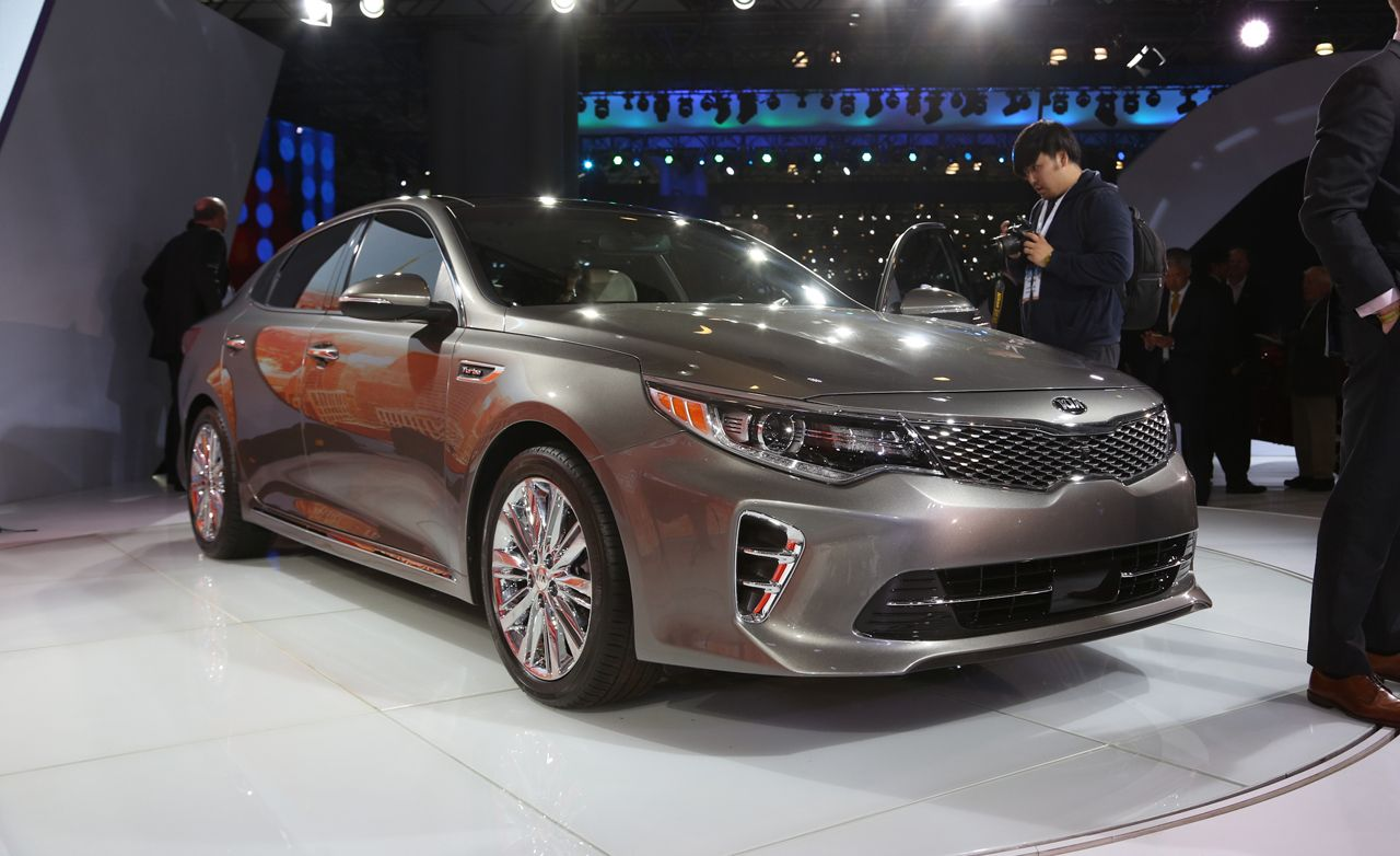 Kia Optima Reviews Kia Optima Price Photos And Specs Car And