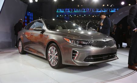 2016 Kia Optima: Larger and Optimized for Sales Growth